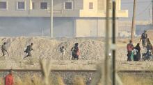 Tel Abyad YPG denetimine geçti