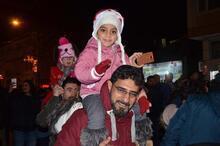 Eskişehir'de yeni yıl kutlamalarında gerginlik
