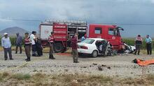 Son dakika: Karaman'da yürek burkan kaza! Çok sayıda ölü ve yaralı var