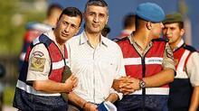 Şok! Darbeci Tuğgeneral Gökhan Şahin Sönmezateş'in makam odasından çıktı!