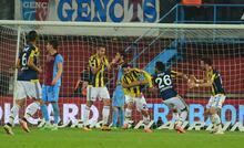 Trabzonspor - Fenerbahçe: 0-4