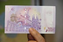 Atatürk resimli hediyelik Euro basıldı