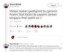 Gizem Barlak, Arda Turan'ın kendisine saygısızlık yaptığını iddia etti