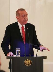 Cumhurbaşkanı Erdoğan'dan Almanya'ya çok sert terör tepkisi