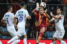 Galatasaray - Kasımpaşa maçından kareler!