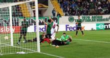 Akhisarspor - Sevilla maçından fotoğraflar