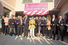 'Muhteşem Yüzyıl' oyuncularıyla Koruncukköy Urla'ya muhteşem açılış
