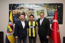 Fenerbahçe, Murat Sağlam'la imzayı attı!