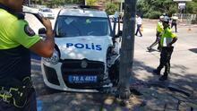 Polisleri o halde görünce... Gözyaşlarını tutamadı!