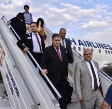 ABD'nin yeni Ankara Büyükelçisi David Satterfield Türkiye'ye geldi