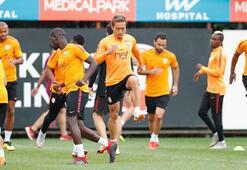 Galatasaray, Kasımpaşa maçına hazır