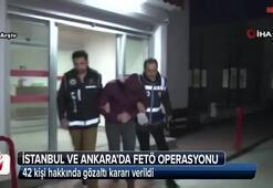 FETÖ soruşturmalarında 42 gözaltı kararı