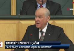 Bahçeliden CHPye 31 Mart çağrısı