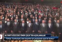 Ömer Çelik: Türkiye, dost arayanlar için eşsiz bir dosttur