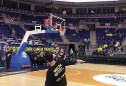 Melih Mahmutoğlundan müthiş performans Üst üste 60 basket...