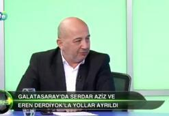 Halil Özerden sert eleştiri Serdar Aziz uymuyor da Hasan Şaş mı uyuyor