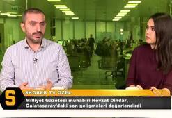 Nevzat Dindar, Serdar Aziz ile Eren Derdiyok krizini yorumladı