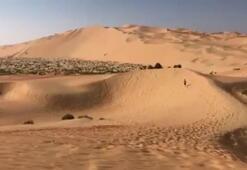 Marcos Llorentenin çöl macerası