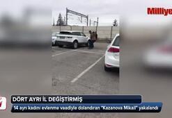 Kazanova Mikail yakalandı