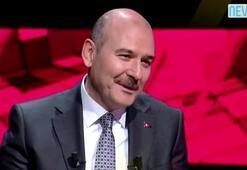Buket Aydın ile 40ın konuğu İçişleri Bakanı Süleyman Soylu