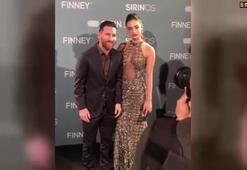 Lionel Messi ile Yael Shelbia bir araya geldi