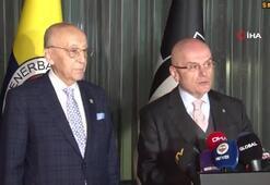 Eşref Hamamcıoğlu: Bu işler kavgayla olmaz