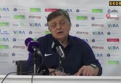 """Yılmaz Vural: """"Kazanmak için çıktık, 1 puan aldık"""""""
