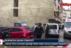 Bursada kadın cinayeti