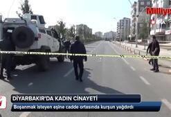 Diyarbakırda kadın cinayeti