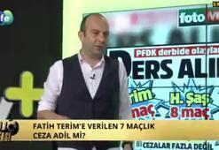Gökhan Dinç: Fatih Terim, ayarıyla oynayan insanların oyununa geliyor