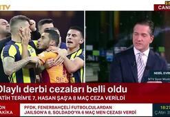 Nebil Evren: Fatih Terim ve Hasan Şaş futbolcularla iletişim kuramayacak