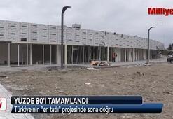 Türkiyenin en tatlı projesinde sona doğru