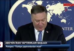 ABD, İran yaptırımları ile ilgili detayları açıkladı
