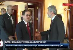 Asyalı Büyükelçilerinden Başkan Tuna'ya ziyaret