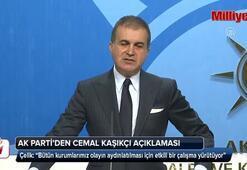 AK Partiden Cemal Kaşıkçı açıklaması