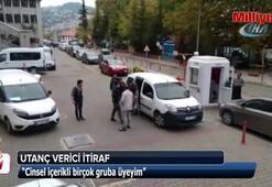 Zonguldakta utanç verici itiraf