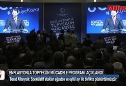 Enflasyonla Topyekün Mücadele Programı açıklandı