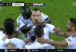 Zlatan Ibrahimovic durmuyor 22. maçında 21. golü...