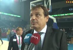 Ergin Ataman: Hak ettiğimiz kupayı aldık