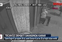 Taksimde tecavüz dehşeti davasında karar