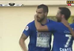 Negredo El Nasrdaki ilk golünü attı