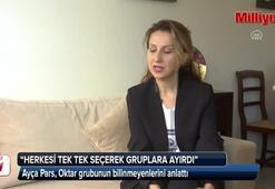 Ayça Pars, Oktar grubunun bilinmeyenlerini anlattı