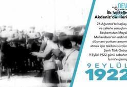 TSK'dan İzmir'in kurtuluşu klibi