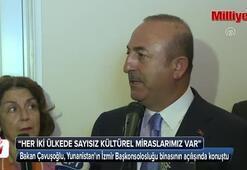 İzmirde yenilenen Yunan Başkonsolosluğu açıldı