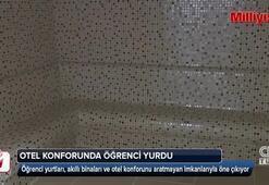 Otel konforunda öğrenci yurdu Ankarada açıldı