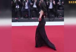 Georgina Rodriguez 75. Venedik Film Festivalinde...