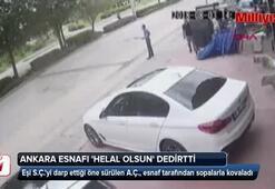 Ankara esnafı helal olsun dedirtti