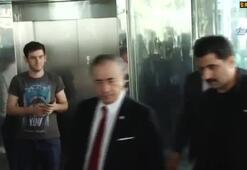 Mustafa Cengiz Kulüpler Birliği toplantısından erken ayrıldı