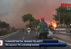 Yangın felaketinde ölü sayısı 79'a yükseldi