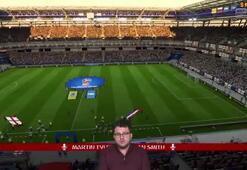 Skorer ile Sanal Dünya Kupası | Hırvatistan-İngiltere